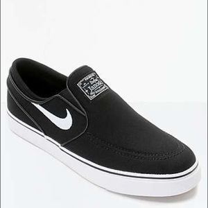 stefan janoski nike slip on child size 12